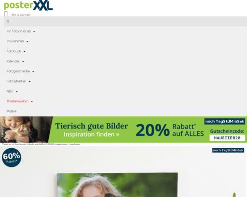 Posterxxl Gutscheine 2019